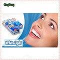 Dental Higiene Oral Cuidados Pessoais. Luz Branca Dentes Whitener. Fácil Para Os Dentes Brancos Clareamento Dent Blanchiment