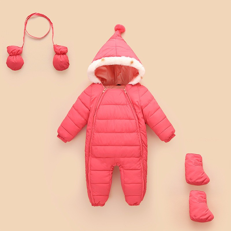 Infant-Baby-Winter-Rompers-Windproof-Newborn-Hooded-Overalls-Baby-Boys-Girls-Warm-Jumpsuits-With-Gloves-CL1002 (2)