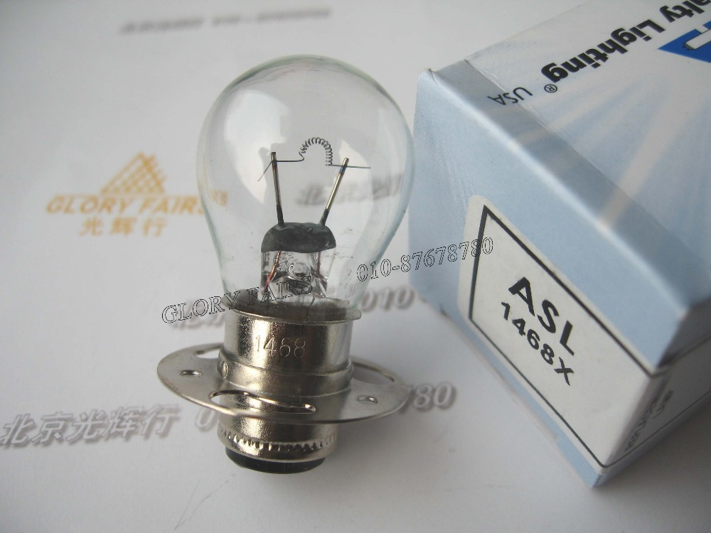 1468X 6V 4 5A 27W incandescent lamp ophthalmic instruments microscope 6V4 5A bulb
