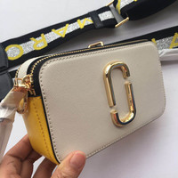 2019Rushed Sale Polyester The New Spring And Summer Cow Leather Handbag Shoulder Wide Straps Folder Stripe Satchel Bag Small