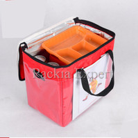 20L 31 21 29cm Fast Food Delivery Bag For Cake Juice Pizza Thermal Insulation Bag Pizza