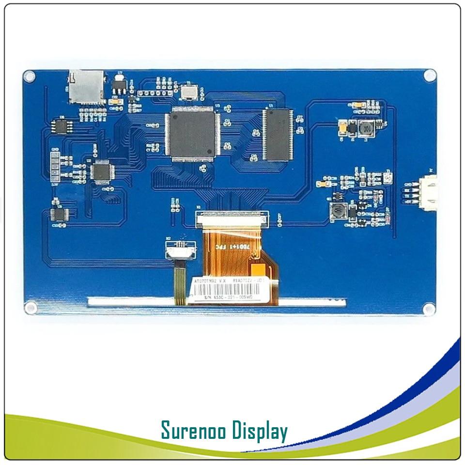 7,0 NX8048T070 Nextion Basic HMI Smart USART UART серийный резистивный сенсорный TFT ЖК модуль панель дисплея для Arduino RaspBerry Pi - 4