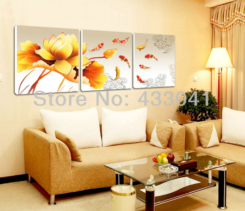 Luxury Fish Wall Decoration Collection - Art & Wall Decor ...