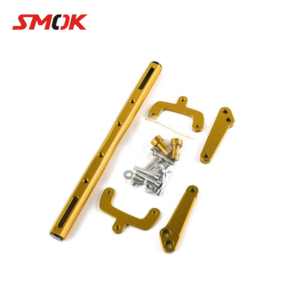 SMOK For Yamaha TMAX 530 T MAX 530 2012-2016 2017 Scooter Motorcycle Accessories CNC Aluminum Alloy Mutifunctional Cross Bar стоимость