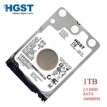 "HGST ยี่ห้อแล็ปท็อป PC 2.5 ""1000 GB SATA 6 กิกะไบต์/วินาที HTS541010B7E610 1 TB Notebook hdd hard disk drive 128 mb 5400 RPM 7 มม."