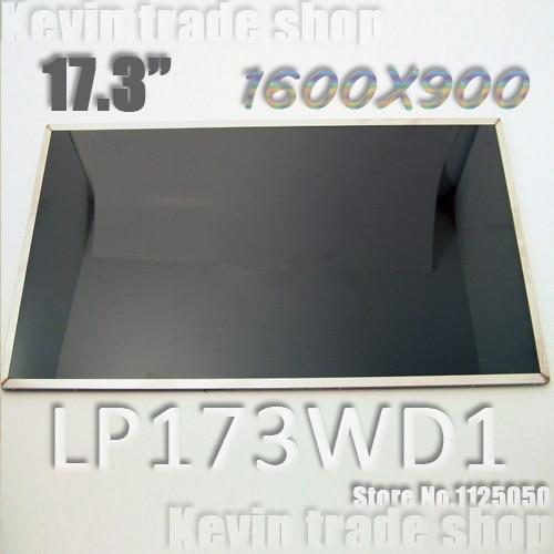 """17,3/"""" display a LED lp173wd1 b173rw01 n173o6 ltn173kt01 G NUOVO!"""