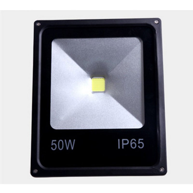 ultrathin Driverless LED flood light 20W 30W 50W Black 220v waterproof IP65 Floodlight Spotlight Outdoor Lighting Freeshipping ultrathin led flood light 200w grey ac220v 230v 240v waterproof ip65 floodlight spotlight outdoor lighting free shipping