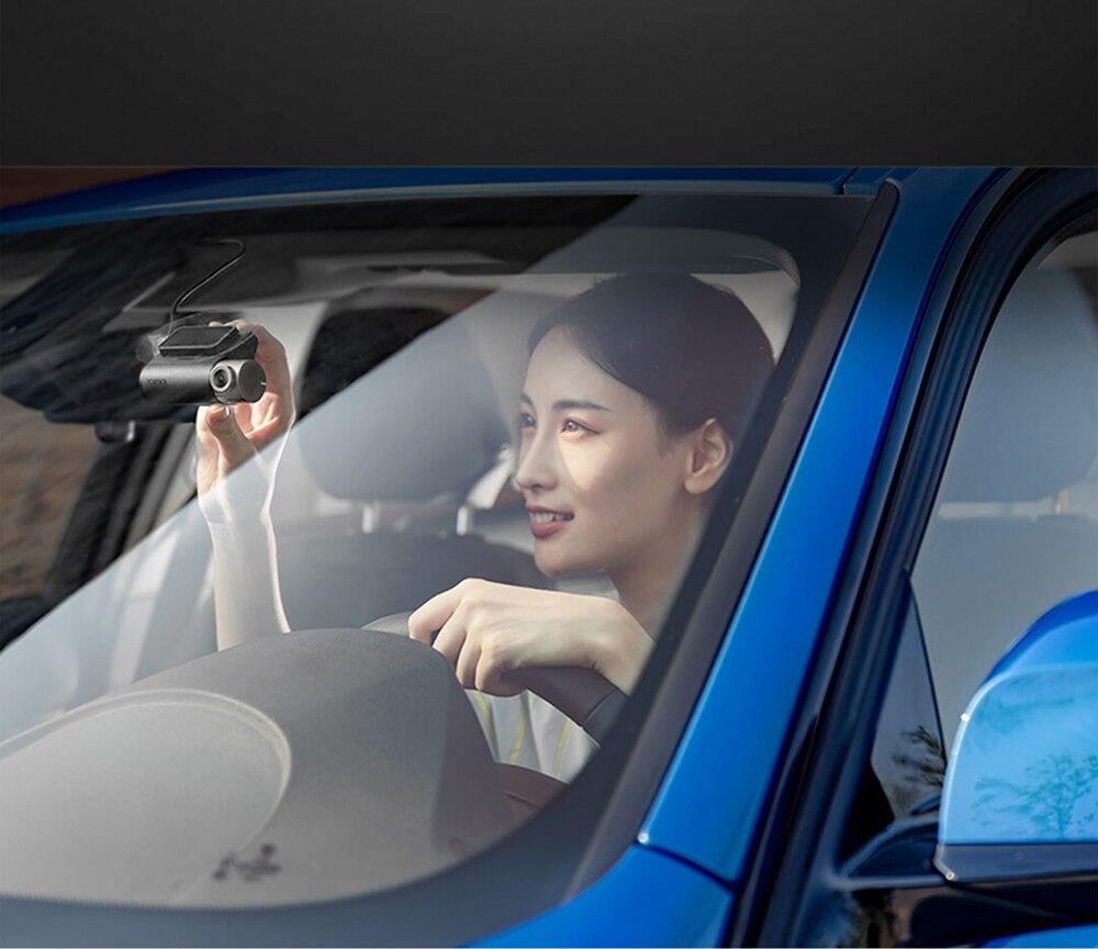 Xiaomi 70mai Dash Cam Pro 1944 P GPS para 24-H Monitor de aparcamiento Super claro de ángulo ancho para la versión de la noche DVR - 6