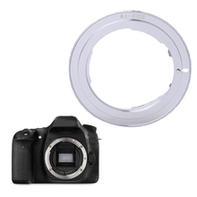 AI-EOS Adapter for Nikon AI AI-S F Lens to Canon EF EOS Camera AF Confirm Ring mcoplus ec snf e s auto focus electronic adapter ring for nikon f mount lens transfer to sony e mount camera