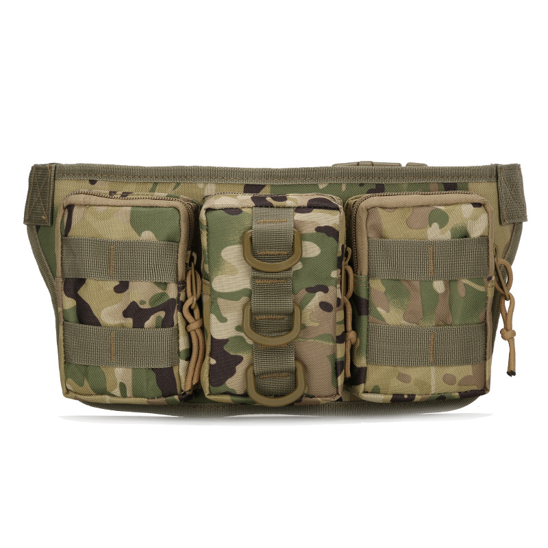 Fanny Pack Travel Drop Bum Belt Bag Pouch Security for Military Army Waist Bag Gadget Money Pocket 4 7 and 5 5inch Mobile Phone in Waist Packs from Luggage Bags