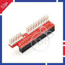 Raspberry Pi 2 model B/ B plus modules GPIO 40p to 26p Downgrade Module RPI Downgrade Free shipping