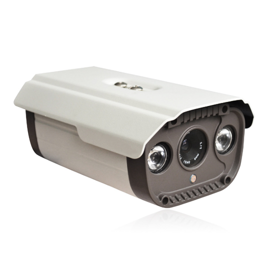 CCTV  IP66 Waterproof HD 720P Camera NightVersion H.264 IP Camera Support  P2P Iphone /Android App  View IR Cut ,Onvif 8MM Lens