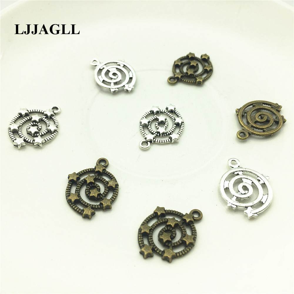 Its All About...You Large Umbrella Stainless Steel Clasp Clip on Charm 81W