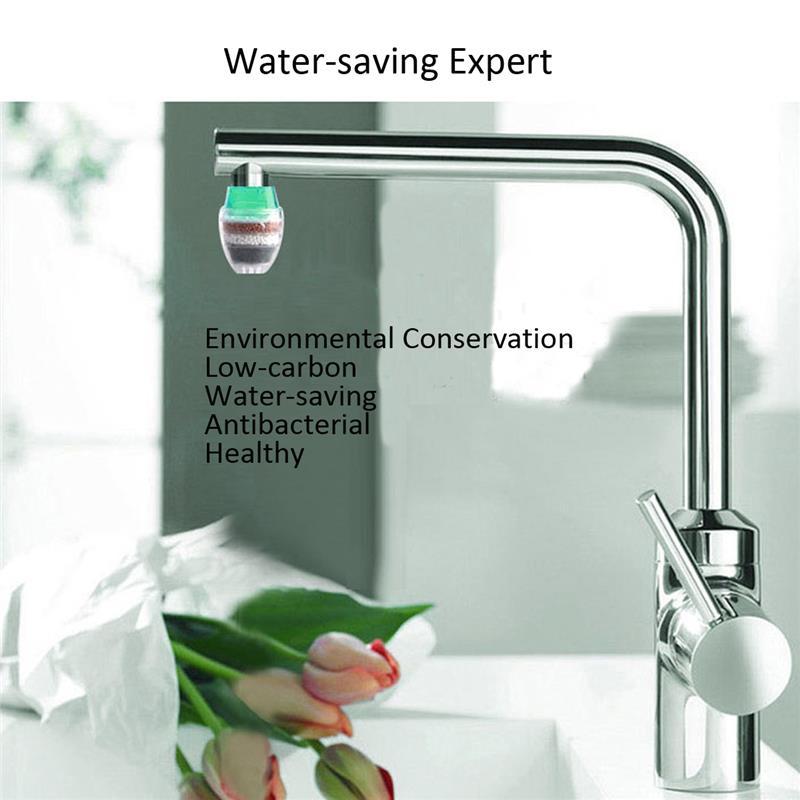 Waterfilter Carbon Home Huishoudelijke keuken Mini kraan Kraan - Huishoudapparaten - Foto 3