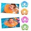 1 unid 40 cm Bebé Infant Aid Entrenador De Natación Del Flotador Del Cuello de Seguridad Anillo de Tubo Inflable