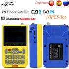 Satxtrem Free Sat DVB-S2 V8 Finder HD Digital Satellite Finder With 3000mA Battery MPEG-4 Satfinder Similar To Freesat V8 Finder