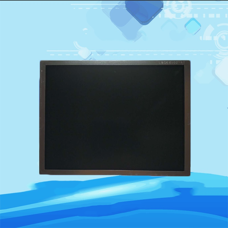 6.4inch for LG.Philips LB064V02-A1 LCD Screen Display Panel 640*480 LCD6.4inch for LG.Philips LB064V02-A1 LCD Screen Display Panel 640*480 LCD