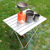 folding table legs folding table chair hiking table aluminum camping table