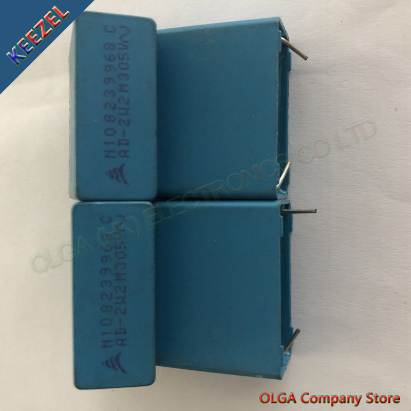 B32924 X2 Import Safety 2.2UF Membrane Capacit 225 305vac P27.5 2u2 M Type.