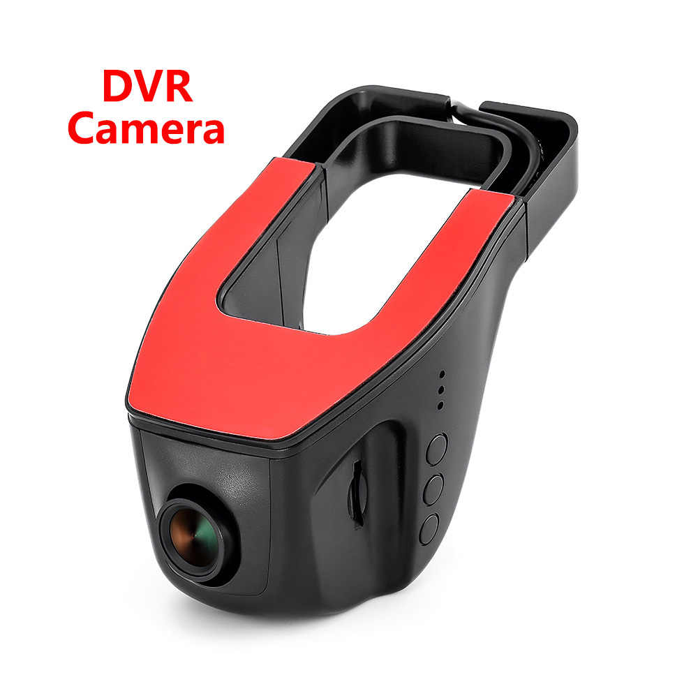 1080P Usb Auto Dvr Night Versie Digitale Video Recorder Auto Dvr Dash Camera Rijden Recorder Voor Android Dvd Gps speler Dvrcamera
