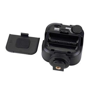 Image 4 - Orijinal Godox LED36 LED Video Işığı 36 LED Işıkları Lamba Fotografik Aydınlatma 5500 ~ 6500 K DSLR Kamera Kamera için mini dvr
