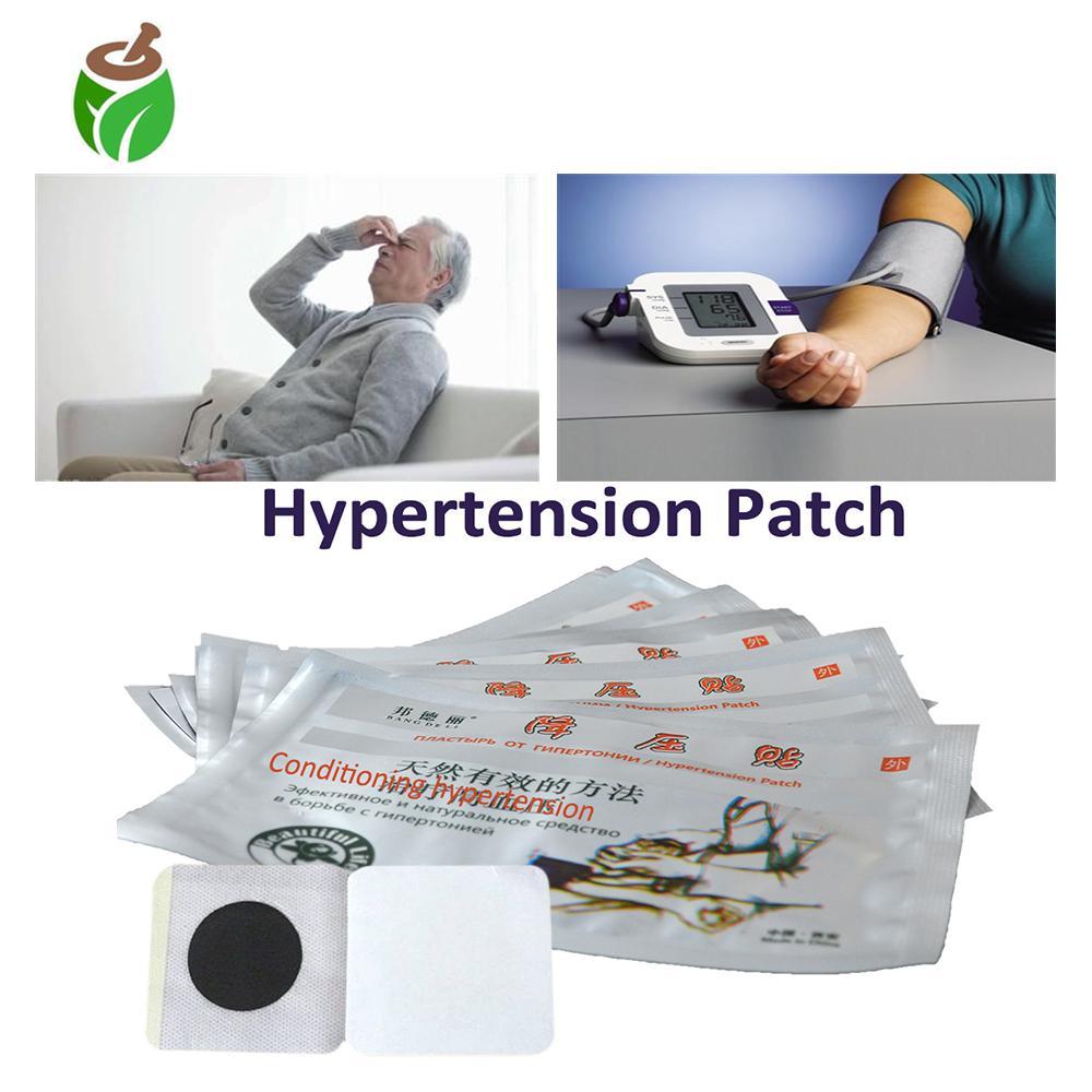 10 stk / lot hypertension patch at reducere højt blodtryk / rent - Sundhedspleje - Foto 1
