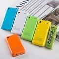 Melrose S1 2 Г Карманный Мини Смарт-Карты Телефон 2.4 ''Android 4.2 MTK6572 Dual Core 1.0 ГГц Dual Sim-карты Небольшой Мобильный Сотовый Телефон