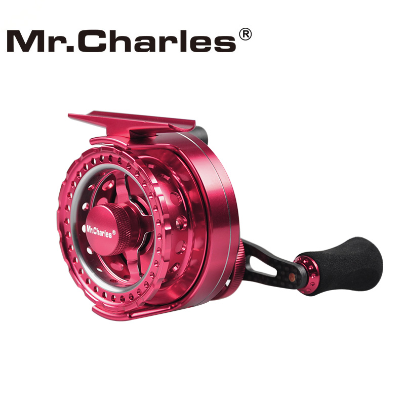 Mr.Charles New FFD60-S Gear ratio 3.6:1 NMB BEARINGS Fishing Left/Right Hand Fly Fishing Reel Raft Ice