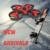 Super cool juguete eléctrico mini 2.4G 4ch RC Quadcopter drone 6 eje fresco vs MJX Helicóptero 360 Grados Seguidilla de Una Tecla de Retorno X902
