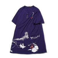 plus size big 6XL 7XL men cotton linen t shirts short sleeve cheap vintage summer V neck tShirt PURPLE