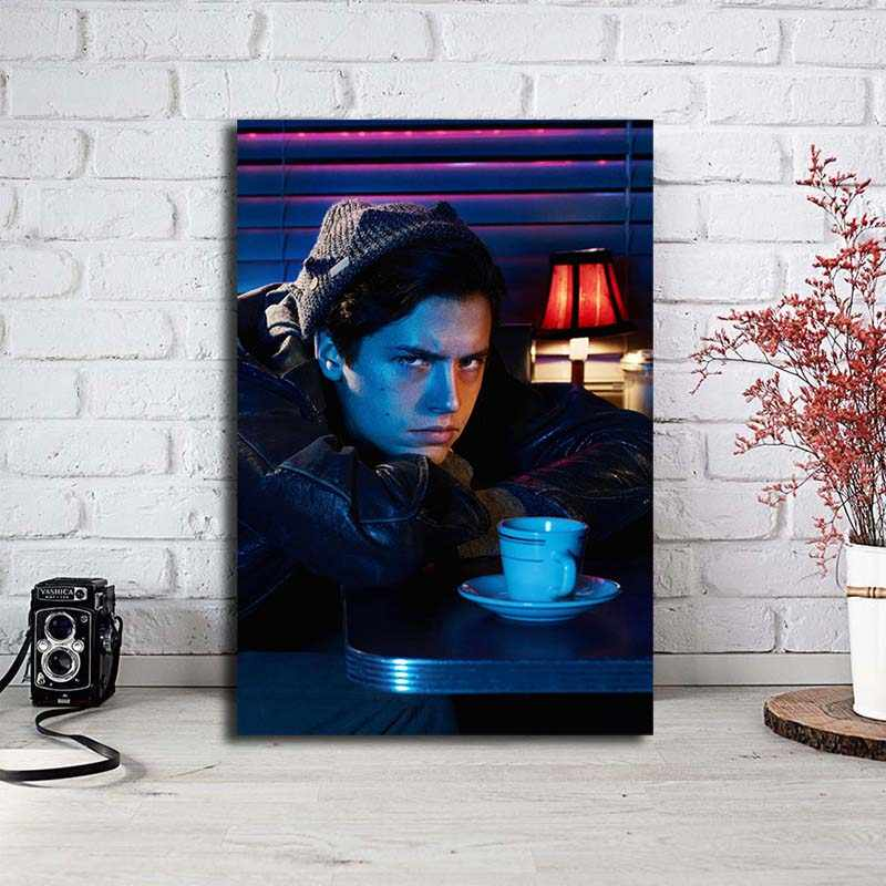 Jughead Jones Riverdale Movie Poster Artwork Canvas Posters Prints Wall Art Painting Decorative Picture Modern Home Decoration