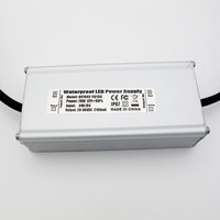 Jiaderui Waterproof DC 24V 28V to DC Constant Current LED Driver 70W Low Voltage Power Adapter