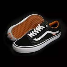 Vans x Cult Crew classic old skool unisex canvas shoes for men's and women's os skateboarding sneakers free shipping