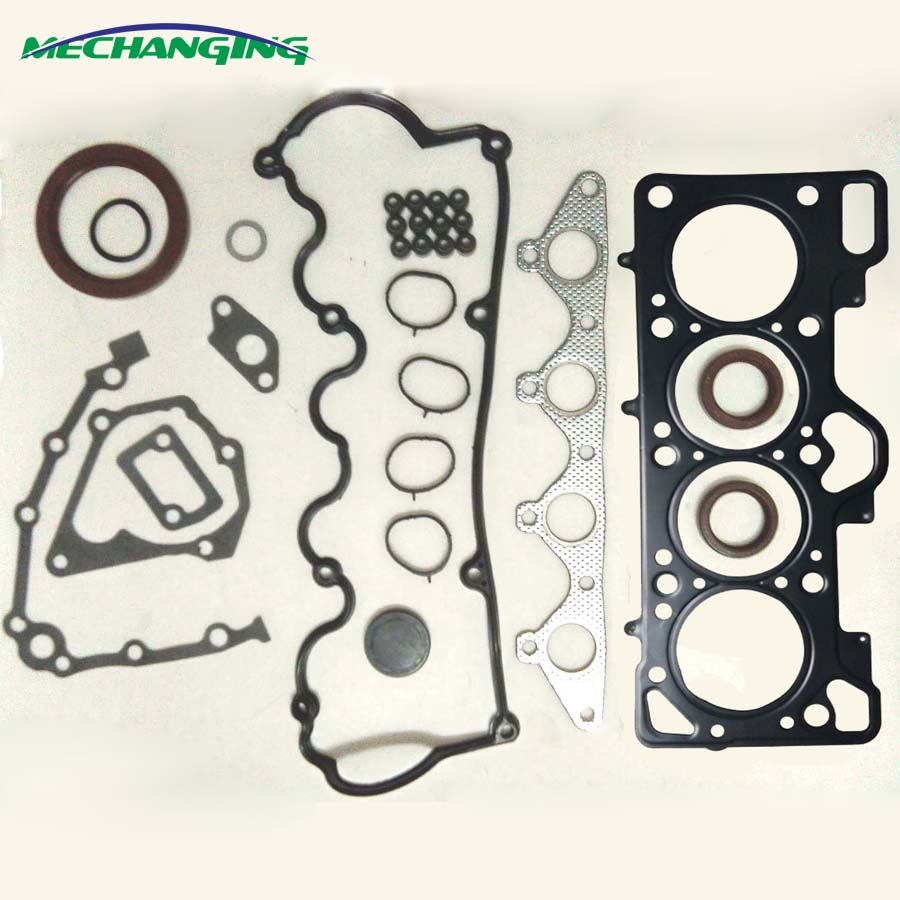 Back To Search Resultshome For Toyota Corona 5af 5a-f Full Gasket Set Engine Rebuilding Kits Automotive Spare Parts Engine Seal Overhaul Gasket 04111-15082 Traveling