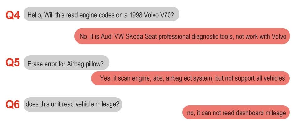 Autophix V007 OBDII Diagnostic Tool All System OBDII EOBD Engine System  HVAC ABS SRS Airbag OBDII Car Automotive Scanner Tools