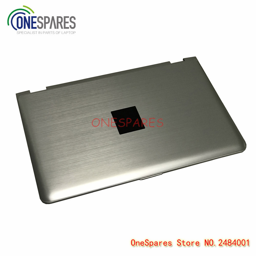 New Original Laptop LCD Front Screen Back Cover For Genuine HP ENVY M6-W101DX M6-W Silver A Shell 813023-001 460.0480J.0001