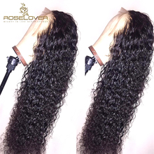 360 Lace Frontal Wig Brazilian Remy Curly Lace Front Human Hair Wigs For Black Women Pre Plucked Natural Hairline Bleached Knots