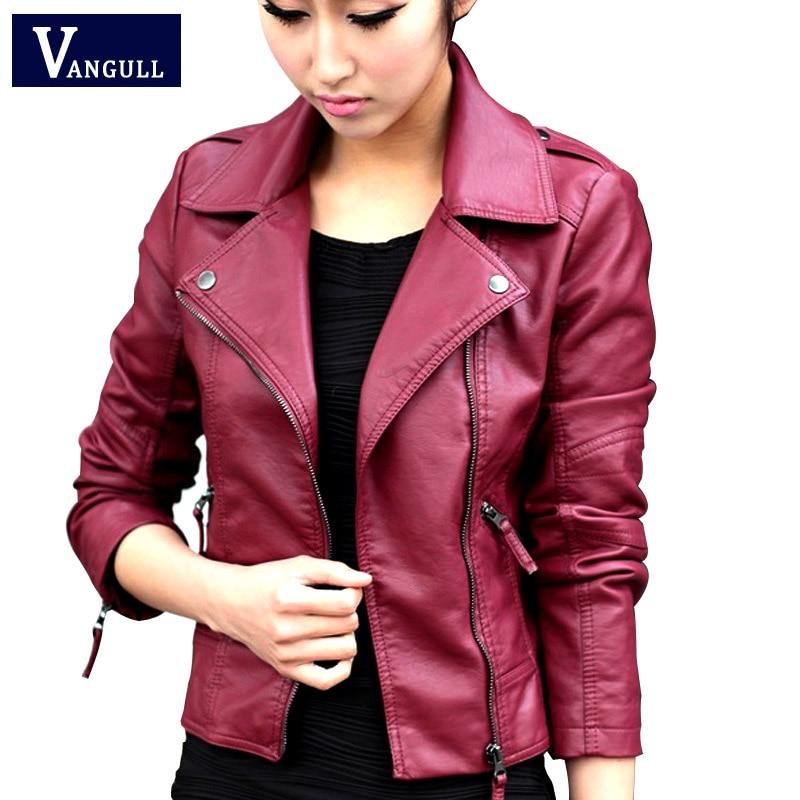 Womens Pink Leather Jacket - Jacket