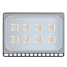 IP65 Waterproof 50W 220V Ultrathin LED Flood Lights Outdoor Warm/Cold White Garden Wall Lamp Street Floodlight Spotlight
