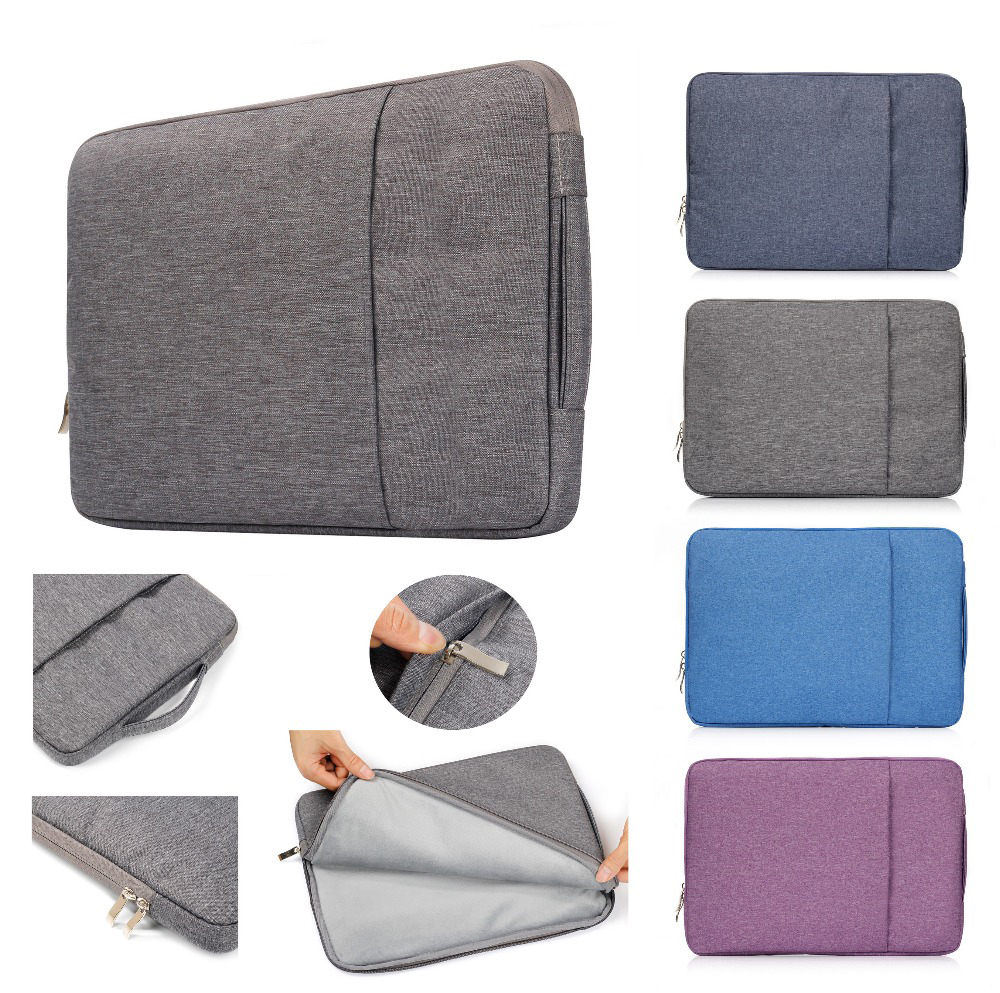 Nylon Laptop <font><b>Notebook</b></font> Bag <font><b>Pouch</b></font> Case for Macbook Air Retina Pro 11