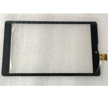 "Nueva pantalla táctil del digitizador para 8 ""prestigio multipad pmt3308 wize 3308 3g de la tableta del panel reemplazo del sensor de cristal envío gratis"