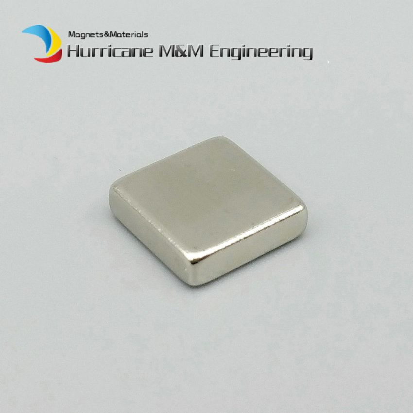 48-600pcs NdFeB Block for DIY Bait Plate 10x10x3 mm and 10x10x5 mm Strong Neodymium Permanent Magnets Rare Earth Industry Magnet(China)