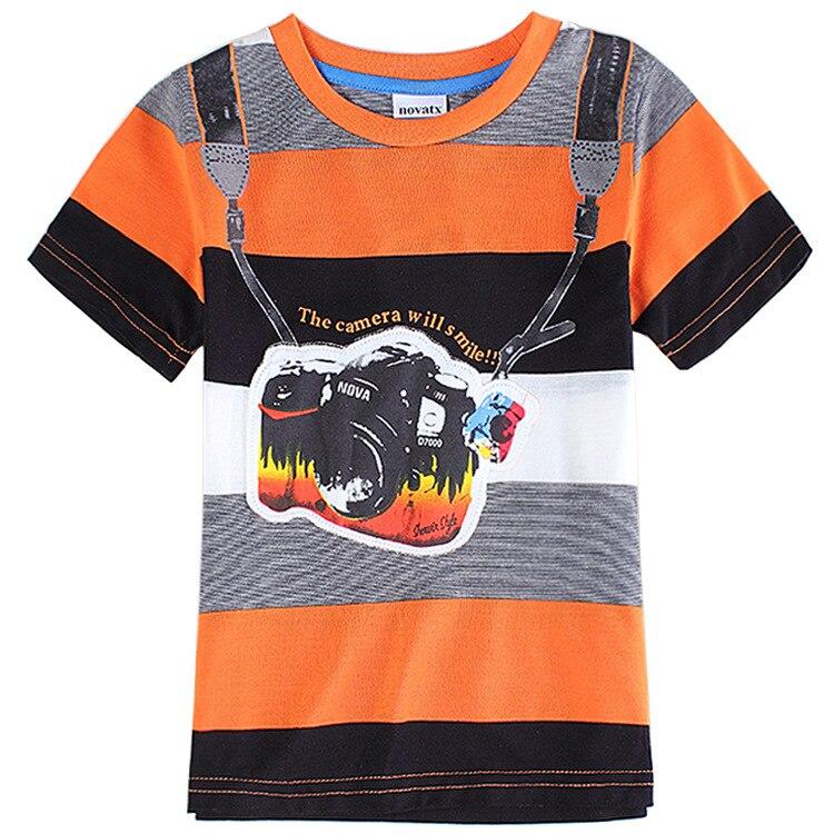 Orange black gray boys orange t shirts kids clothes boys for Dark denim toddler shirt
