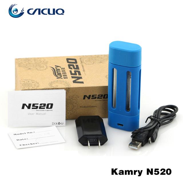 Fashionable Kamry Kamry N520 Ecig Bateria 1300 mah Originais Bateria Ecigarette Eletrônico Kit Com Carregador USB E-cig