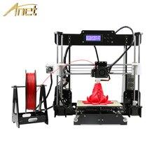 Анет A8 A6 3D-принтеры большой Размеры Высокая точность Reprap i3 DIY 3d печатная машина + очаг PLA SD карты для Анет A8 A6 3D-принтеры