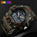 Top Quality Skmei Men Sports Watches LED Digital 50m Water Resistant Quartz Watch Fashion Casual Waterproof Wristwatches