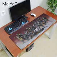 נייד משחקי Maiyaca איפקס אגדות משטח עכבר משחקי Mat Pad עכבר הגומי עמיד alfombrilla XXL עכבר ומקלדת מהירות מחצלת כרית שולחן למחשב נייד (5)