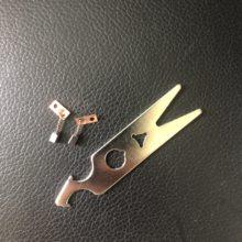 1 takım = 2 adet karbon fırça + Kolu bakım Anahtarı Parçası diş saeshin güçlü 210 102L 105L 90 204 manikür makinesi