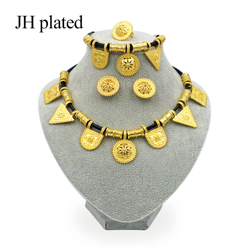 JHplated Ethiopian Jewelry...