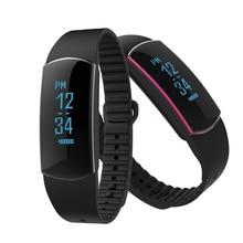 SH09 умный Браслет Водонепроницаемый Смарт наручные часы сердечного ритма Мониторы Фитнес трекер Беспроводные устройства